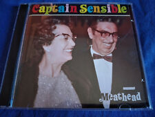 CAPTAIN SENSIBLE - Meathead 2X CD New Wave / The Damned USA