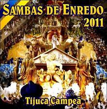 Carnaval 2011 Sambas De Enredo by Various Artists