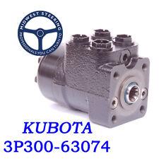 Kubota 3P300-63074 Steering Valve, Fits SOME M125X, M126X, M135X.