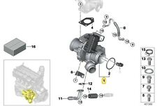BMW E90 E92 F10 320d 320xd 520d 184HP TURBO TURBOCOMPRESSORE 11658519476 49335-00642