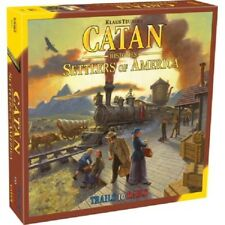 Catan Histories: Settlers of America - Trails to Rails (New)