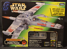 Star Wars POTF2 X-Wing Fighter   NEW