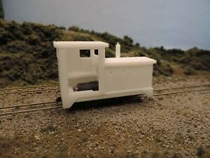 09 scale 3d PRINTED BODYSHELL – ALAN KEEF K30 door the Kato 11-109 Chassis