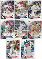 2016 Topps Ser 1 & 2 & Update Sets 1000 total cards RC-Seager Trea Gary Sanchez