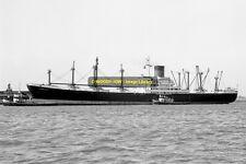 mc1815 - Glen Line Cargo Ship - Glenlyon , built 1962 - photo 6x4