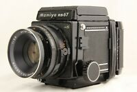 【EXC+++++】 MAMIYA RB67 Pro S w/ SEKOR 127mm f/3.8 Lens + 120 FilmBack from JAPAN