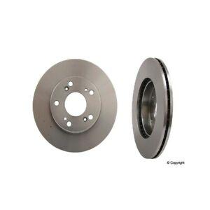 For Acura RSX Honda Civic Set of 2 Disc Brake Rotors Front BREMBO 45251S6M000B