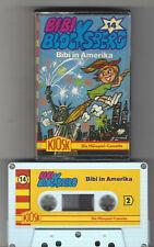 MC Bibi Blocksberg Folge 14 Bibi in Amerika  - Rotrücken Kiosk - EA 1983