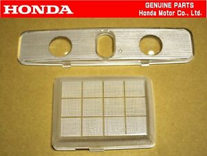 HONDA GENUINE CIVIC EG6 SIR Interior Map Dome Light Lamp Lens Cover Set OEM