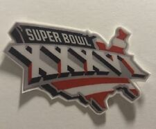 Superbowl 36 SB XXXVI Rams Patriots Football Helmet Decal Sticker