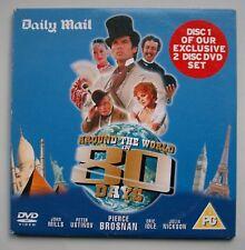 Around The World In 80 Days DVD, Disc 1. Certificate PG. John Mills.
