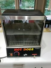 Star 35sxe Hotdog Warmer Hot Dogs