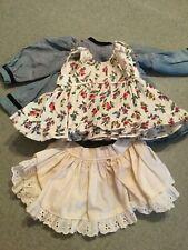 Doll Terri Lee Clothing Little Lady1950's