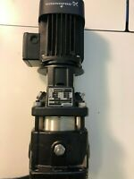 Grundfos CR3-4 A-A-A-E HQQE Kreiselpumpe Wasserpumpe Hochdruckpumpe Neuwertig