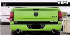 Ram 1500 Mopar Tailgate Stripe Decal Hemi Dodge Truck 2009-2018 DR12