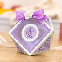 Stanzschablone Schachtel Box 3D Weihnachten Geburtstag Hochzeit Geschenkpackung