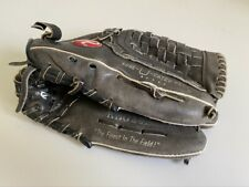 Rawlings RBG36B 12 1/2 Mens Right Handed Thrower Leather, Pre-Owned