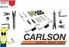 Complete Rear Brake Drum Hardware Kit for Chevy SILVERADO 1500 2009-2013