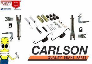 Complete Rear Brake Drum Hardware Kit for GMC SIERRA 1500 2009-2015