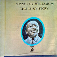 SONNY BOY WILLIAMSON - THIS IS MY STORY - CHESS - 2 LP SET - GATEFOLD COVER
