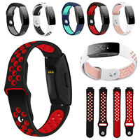Bracelet Silicone Strap Replacement Watch Band Wristband For Fitbit Inspire HR