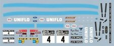 DECALS 1/43 FORD ESCORT MK1 - #4 - CLARK - RAC RALLY 1972  - COLORADO  43247