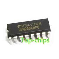 10 PCS ULN2004APG DIP-16 ULN2004 TRANSISTOR ARRAY NEW