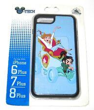 Disney Park DTech iPhone 6s Plus 7+ 8+ Case✿ Cinderella Coach Wreck it Ralph Gus