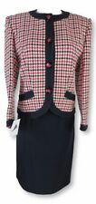 Calf Length Checked Suits & Tailoring for Women