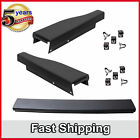 Upgraded Top Flexible Step Tailgate Molding Set 3PCS For 08-16 Ford Super Duty