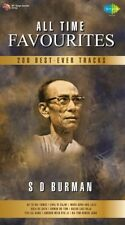 S D BURMAN : ALL TIME FAVOURITES  - 2 MP3 SET / 200 BEST EVER TRACKS