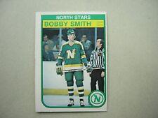 1982/83 O-PEE-CHEE NHL HOCKEY CARD #175 BOBBY SMITH NM SHARP!! 82/83 OPC