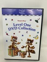 Level One 1 RUSTY & ROSY 4 DVD Collection Waterford Early Reading Program