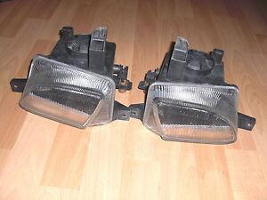 1 paar Nebelscheinwerfer Opel Astra G Coupe / Cabrio