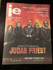 Illinois Entertainer Monthly(Apr 2018)Judas Priest with Halford(cover feature)