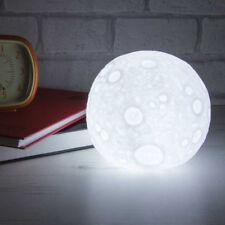 Moon Mood Light Desktop Moodlight Kids Bedroom Bedside Table Lamp Lighting