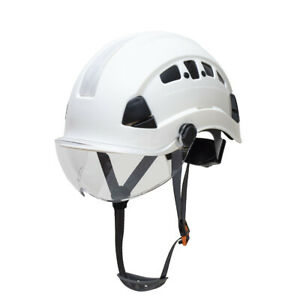 Defender Safety H1-CH® With Visor Industrial & Construction Safety Helmet