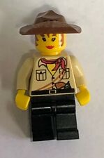 LEGO Minifig Minifigure Gail Storm Pippin Reed 5987 Torso