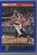 DORELL WRIGHT 2014-15 PANINI HOOPS BLUE PARALLEL CARD #86 /349