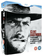 THE CLINT EASTWOOD COLLECTION - BLU-RAY - REGION B UK