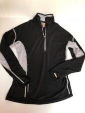 #99 Women's Icebreaker Merino GT 200 Lightweight Size Small Half Zip Body Fit