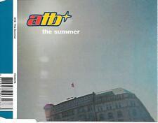 ATB - The summer CDM 4TR Trance (ID&T HOLLAND RELEASE) 2000  RARE!