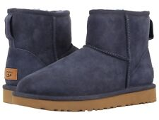 NEW UGG Women's Classic Mini II Winter Boots Shoes Black Chestnut Grey Navy