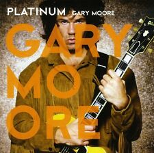 Gary Moore - Platinum [New CD] Jewel Case Packaging