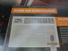 GE 24,000 BTU air conditioner AEH24DV