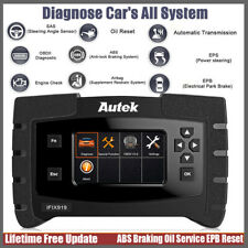 All System Automative Scanner Airbag ABS Transmission EPB Oil Reset OBD2 Scanner