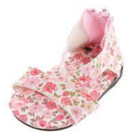 Puppe Sandalen Schuhe Für 18 Zoll Puppen, Mode Mädchen Puppenkleidung Und