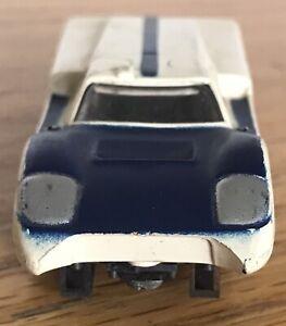 Vintage Aurora 500 Ford J HO Slot Car Pre 1970 T-Jet