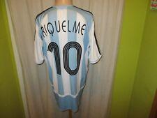 "Argentinien ""AFA"" Adidas Weltmeisterschaft Trikot 2006 + Nr.10 Riquelme Gr.L- XL"
