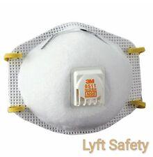 3M 8511 partículas de poeira N95 proteção respiratória metade Máscara Facial ~ Escolha Tamanho